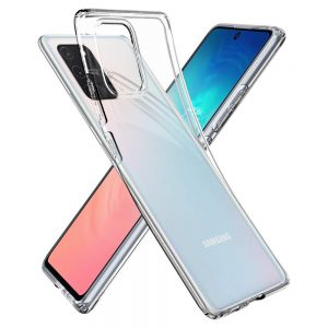 galaxy s10 lite liquid crystal case by spigen in pakistan